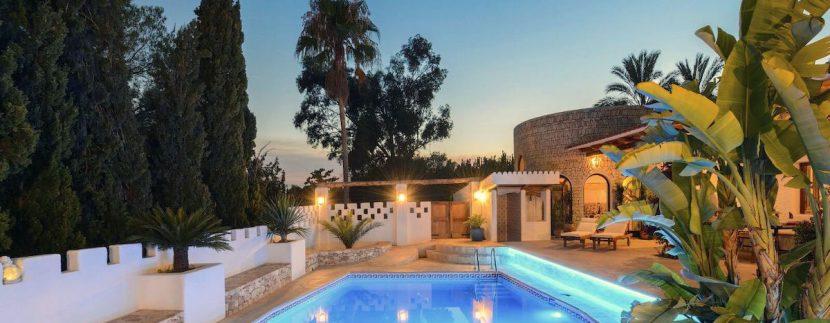 Long term rental Ibiza - Villa Alhambra 36