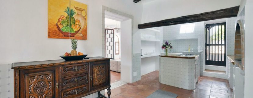 Long term rental Ibiza - Villa Alhambra 4