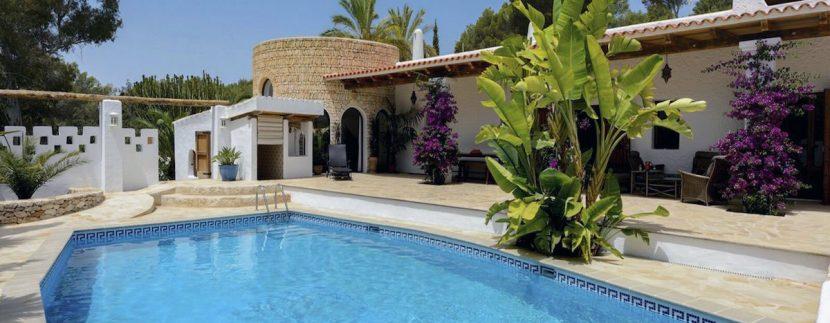 Long term rental Ibiza - Villa Alhambra 5