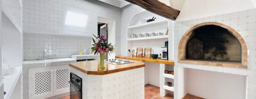 Long term rental Ibiza - Villa Alhambra 6