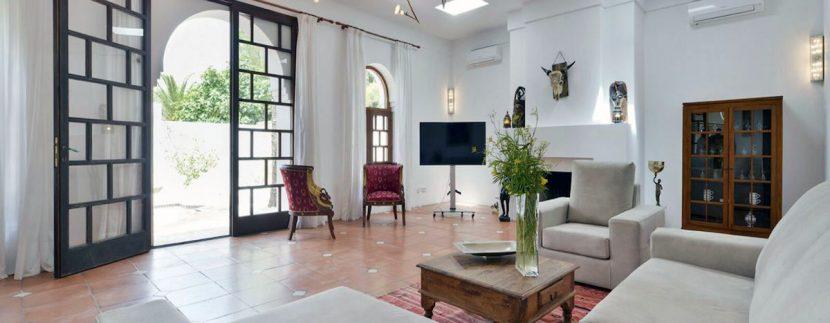 Long term rental Ibiza - Villa Alhambra 7