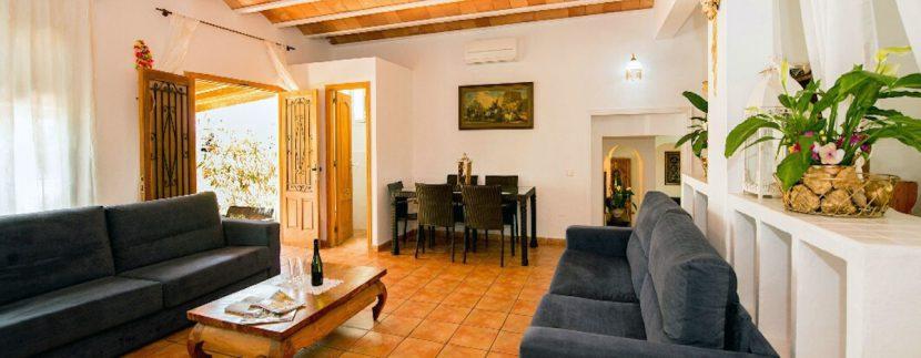 Long term rental Ibiza - Villa Isla 14