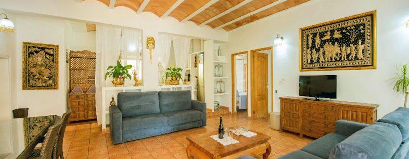 Long term rental Ibiza - Villa Isla 17