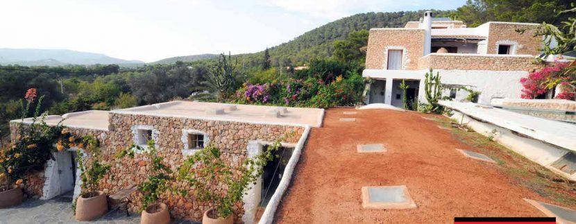 Long term rental Ibiza - Finca Sa Caleta