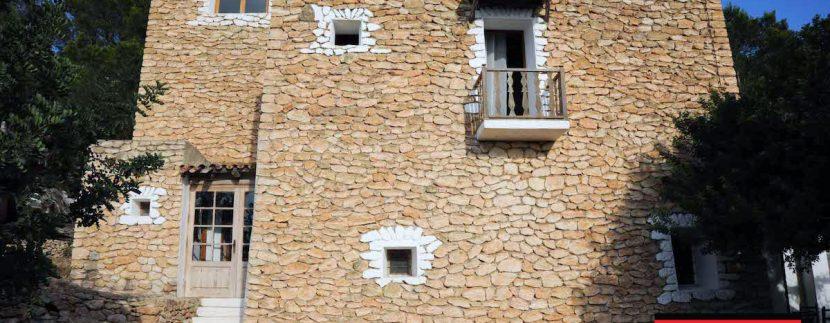 Long term rental Ibiza - Finca Sa Caleta 3