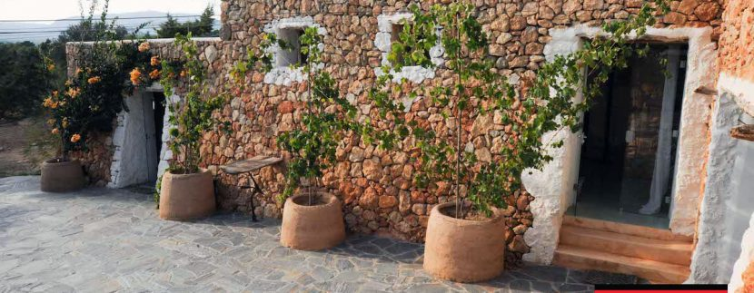Long term rental Ibiza - Finca Sa Caleta 5