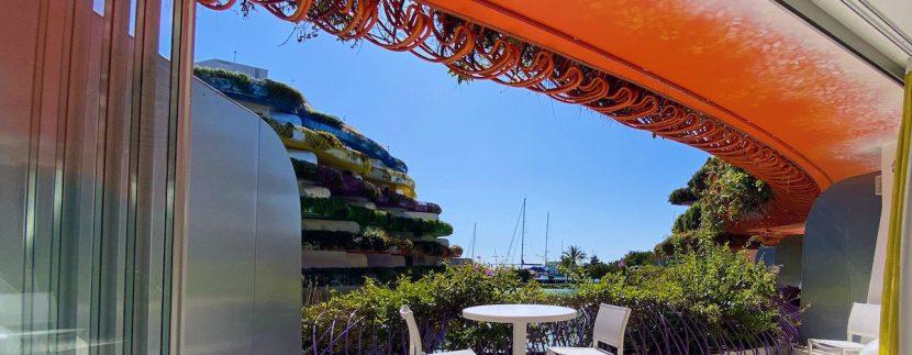 Long term rental Ibiza - Las Boas - DC10 1