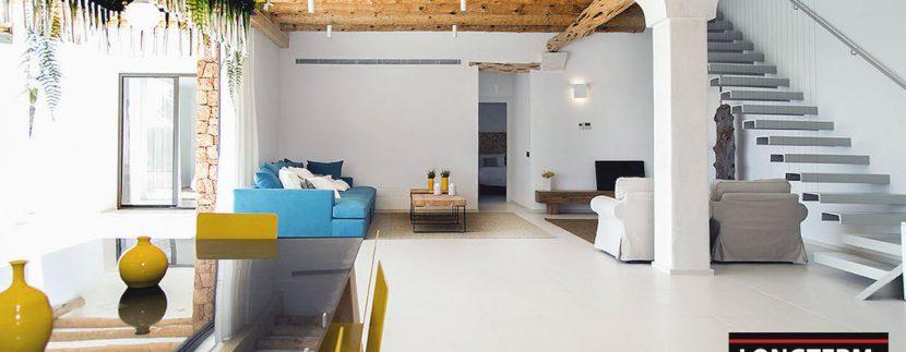 Long term rental Ibiza - Villa Blackstyle 13