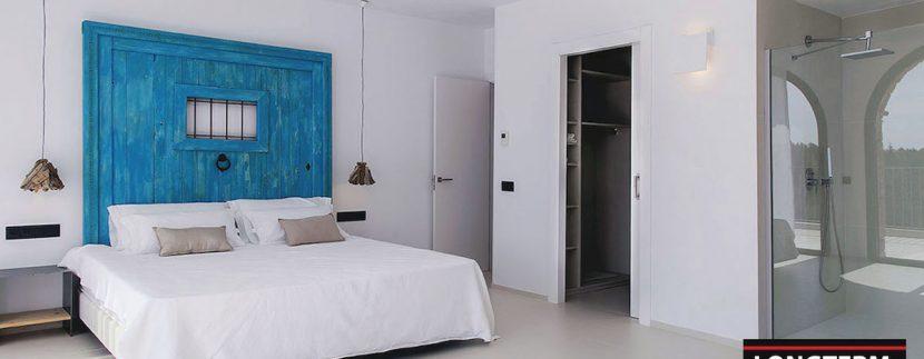 Long term rental Ibiza - Villa Blackstyle 14