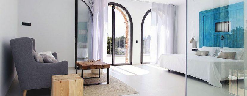Long term rental Ibiza - Villa Blackstyle 15