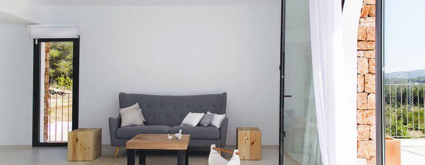 Long term rental Ibiza - Villa Blackstyle 18