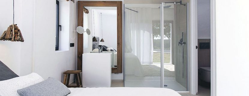 Long term rental Ibiza - Villa Blackstyle 23