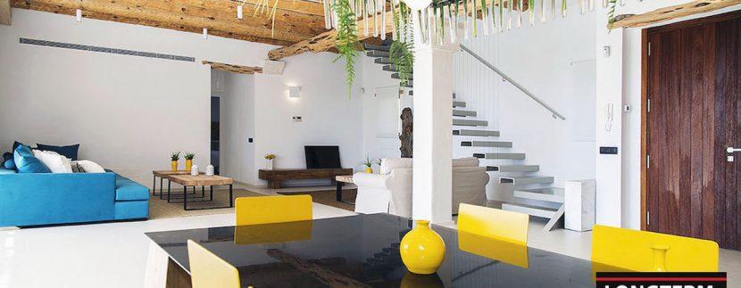 Long term rental Ibiza - Villa Blackstyle 3