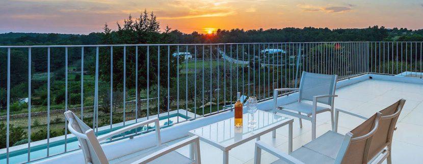 Long term rental Ibiza - Villa Blackstyle 31
