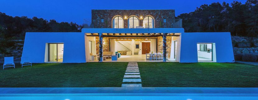 Long term rental Ibiza - Villa Blackstyle 32