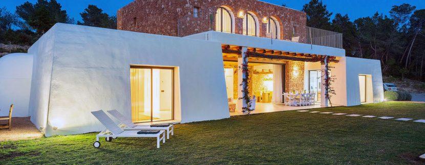 Long term rental Ibiza - Villa Blackstyle 33