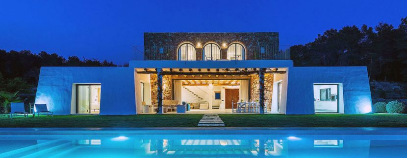 Long term rental Ibiza - Villa Blackstyle 34