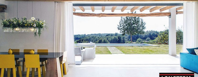 Long term rental Ibiza - Villa Blackstyle 4