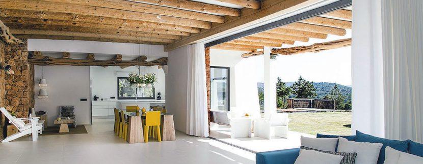 Long term rental Ibiza - Villa Blackstyle 5