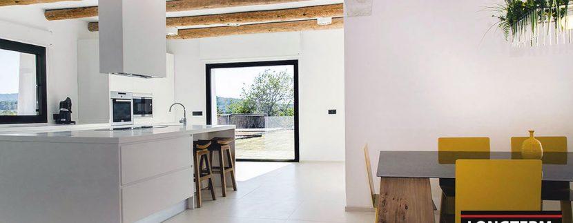 Long term rental Ibiza - Villa Blackstyle 6