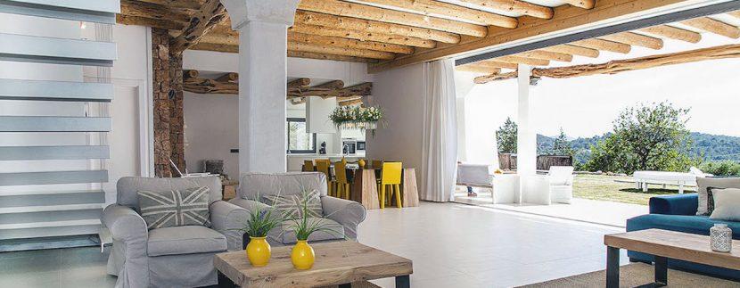 Long term rental Ibiza - Villa Blackstyle 9