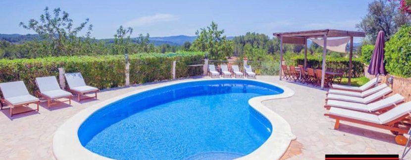 Long term rental ibiza - Villa Buscal 4