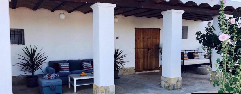 Long term rental Ibiza - Finca Rustica1