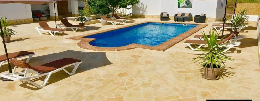 Long term rental Ibiza - Finca Rustica19