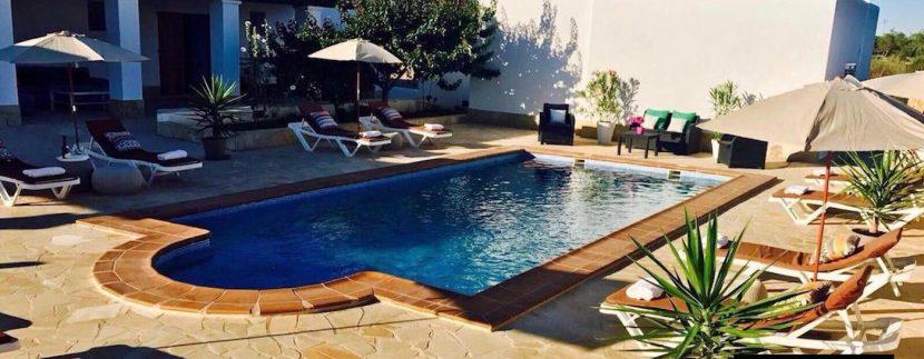 Long term rental Ibiza - Finca Rustica4