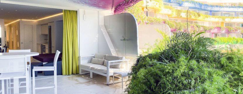 Long term rental ibiza - Apartment Cova Santa 11