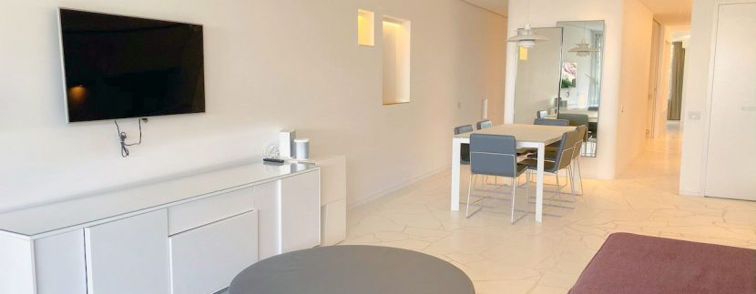 Long term rental ibiza - Apartment Cova Santa 12