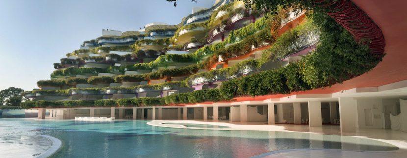Long term rental ibiza - Apartment Cova Santa 18
