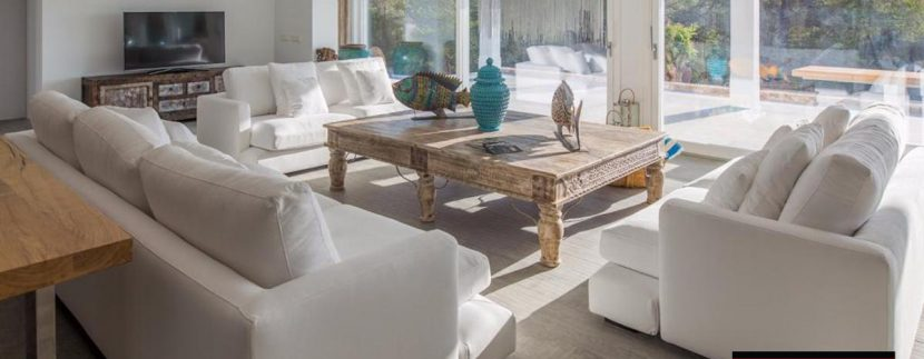 Long term rental Ibiza - Villa DJ17