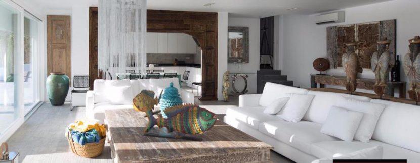 Long term rental Ibiza - Villa DJ19