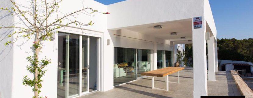 Long term rental Ibiza - Villa DJ20