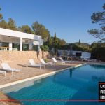 Long term rental Ibiza - Villa DJ