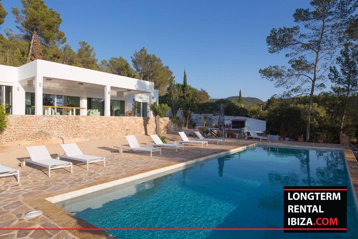 Long term rental Ibiza – Villa DJ