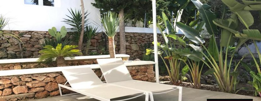 Long term rental Ibiza - Villa DJ24