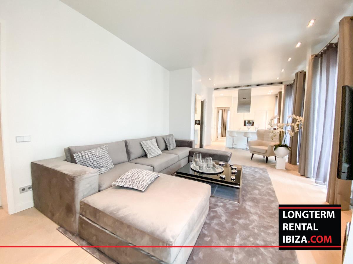 Long term rental Ibiza -Apartment Vara del Rey, Ibiza town, Ibiza real estate