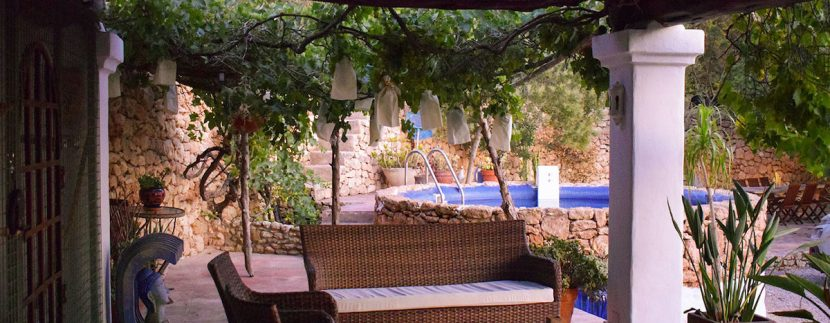 Long term rental Ibiza - Finca Autentica11