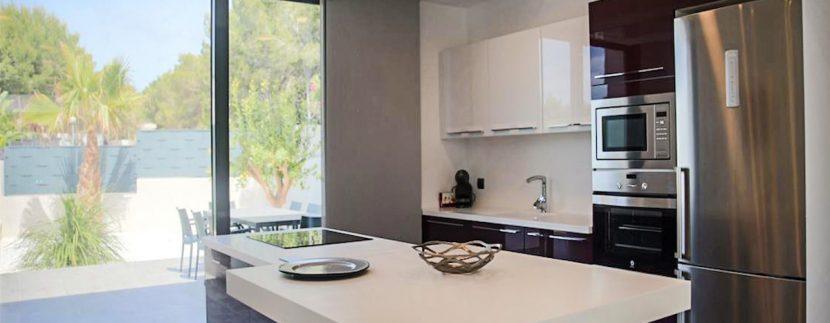 Long term rental Ibiza - Villa Lleña1