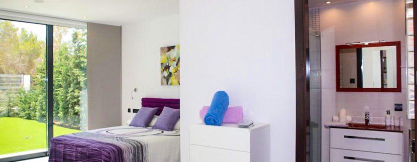 Long term rental Ibiza - Villa Lleña10