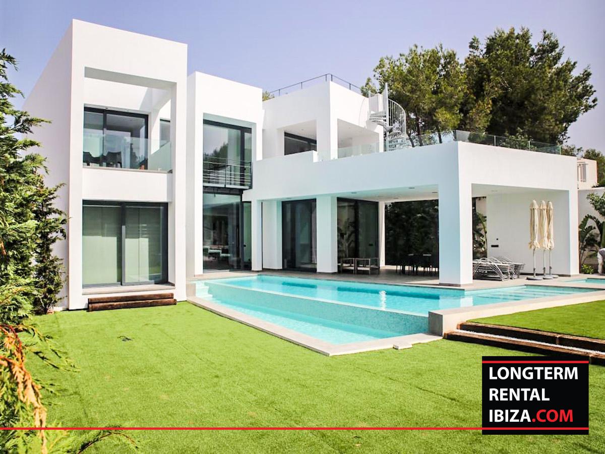 Long term rental Ibiza - Villa Lleña, Ibiza annual rental, annual rental, ibiza real estate