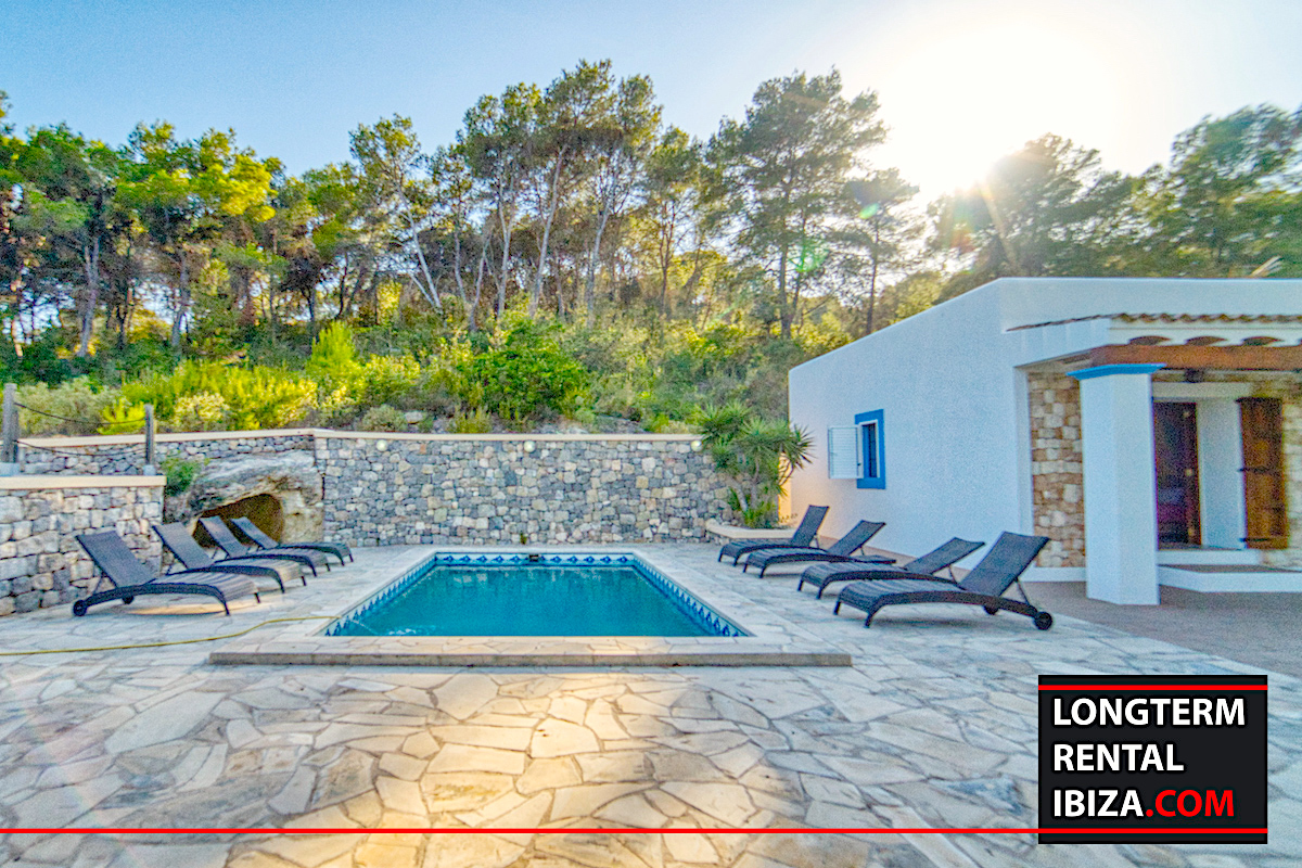 Long term rental Ibiza - Villa Fuera