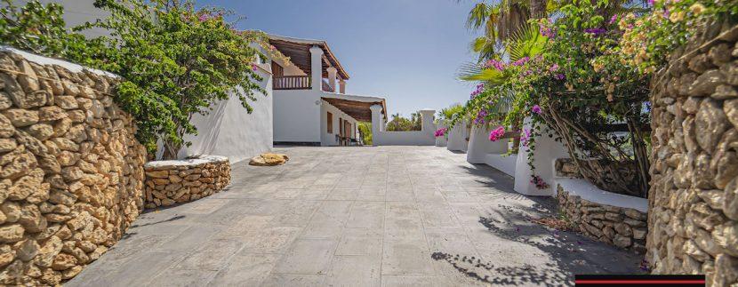 Long term rental Ibiza - Finca de Fruitera 1