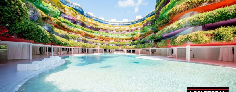 Long term rental Ibiza - Penthouse Las boas Amnesia14