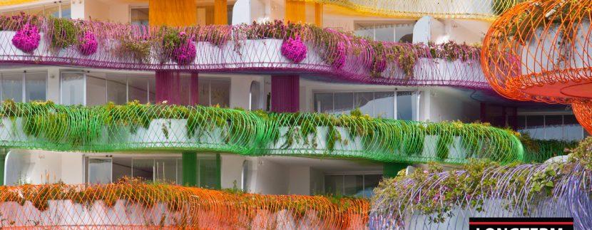 Long term rental Ibiza - Penthouse Las boas Amnesia15