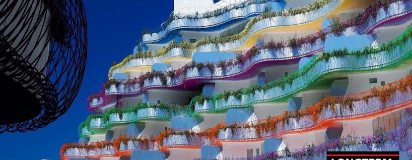 Long term rental Ibiza - Penthouse Las boas Amnesia16
