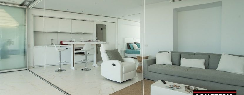 Long term rental Ibiza - Penthouse Las boas Amnesia9