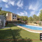 Long term rental Ibiza - Villa Campos